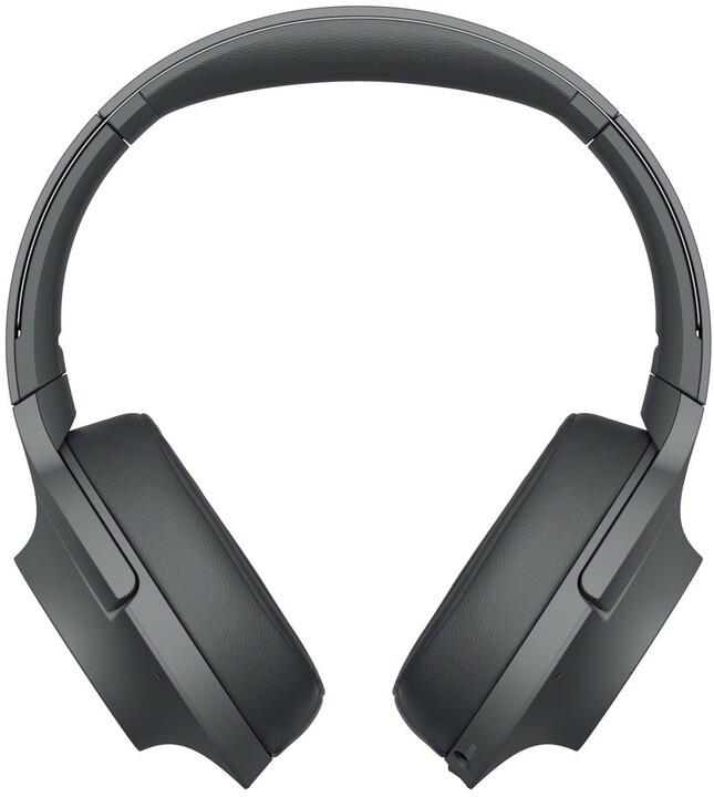 Sony WH-H900N, černá
