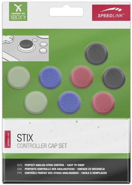 Speed Link Stix silikonové čepičky , 4 barvy (XONE)