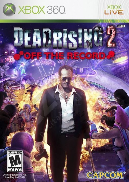 Dead Rising 2: Off the Record - X360