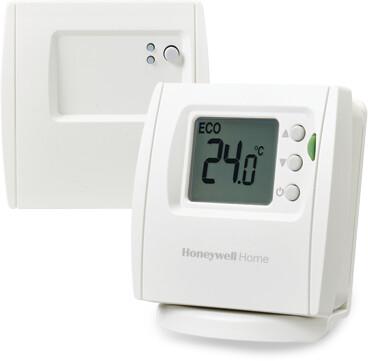 Honeywell prostorový termostat DT2R, digitální, bezdrátový