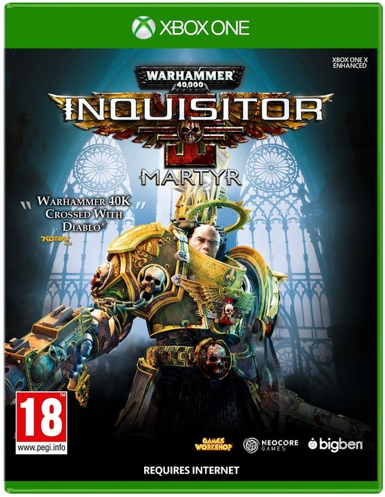 Warhammer 40,000: Inquisitor - Martyr (Xbox ONE)