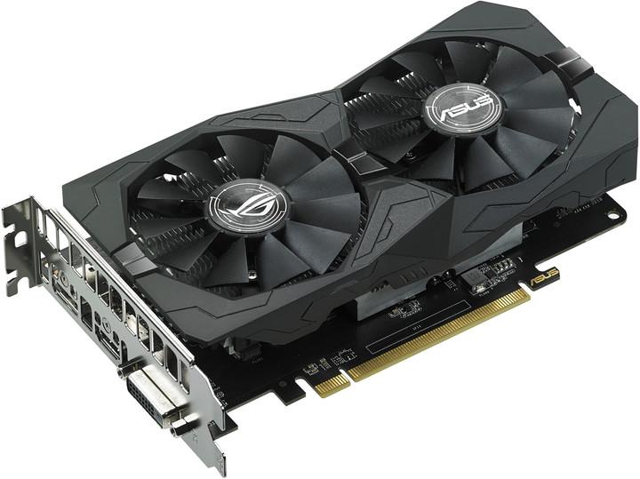 ASUS Radeon ROG-STRIX-RX560-4G-EVO-GAMING, 4GB GDDR5