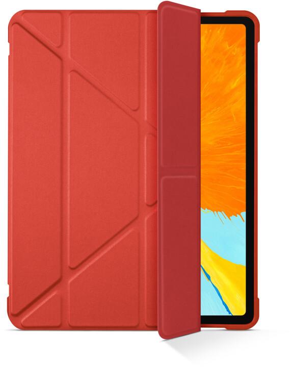 """EPICO FOLD FLIP pouzdro pro iPad 10,2"""", červená"""
