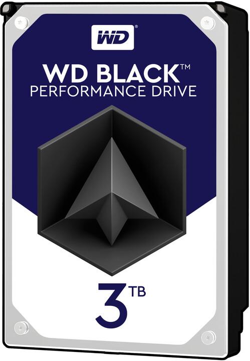 WD Black (FZEX) - 3TB