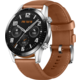 Huawei Watch GT 2 Leather Strap, Brown