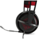 HP Omen Headset by SteelSeries, černá