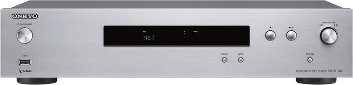Onkyo NS-6130, stříbrná