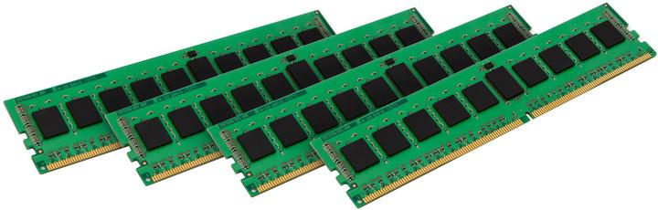 Kingston Server 32GB (4x8GB) DDR4 2133 Reg ECC