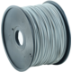 Gembird tisková struna (filament), PLA, 1,75mm, 1kg, šedá