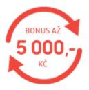 Vyměňte starý za nový a získejte bonus 5 000 Kč