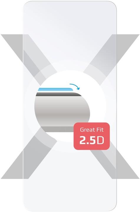 FIXED Ochranné tvrzené sklo pro Motorola Moto G 5G, čirá