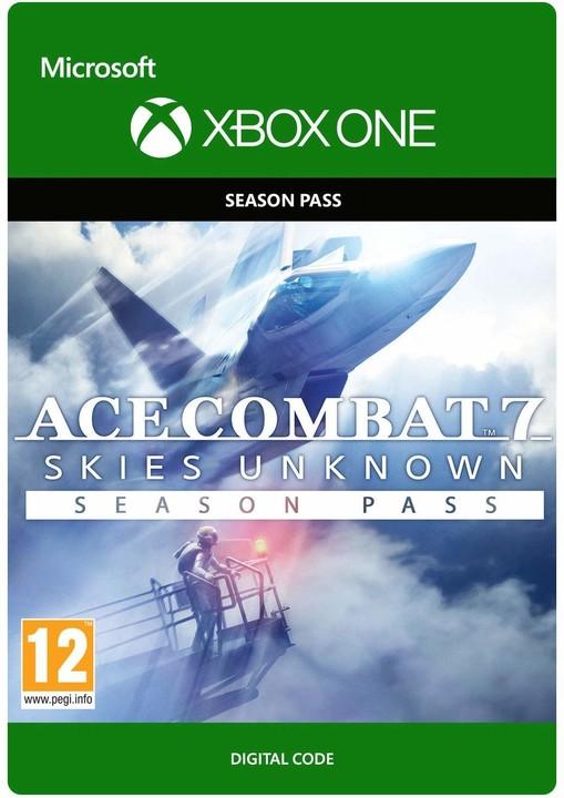 Ace Combat 7: Skies Unknown: Season Pass (Xbox ONE) - elektronicky