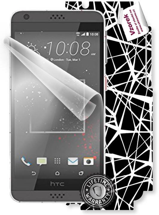 ScreenShield fólie na displej pro HTC Desire 630 Dual Sim + skin voucher