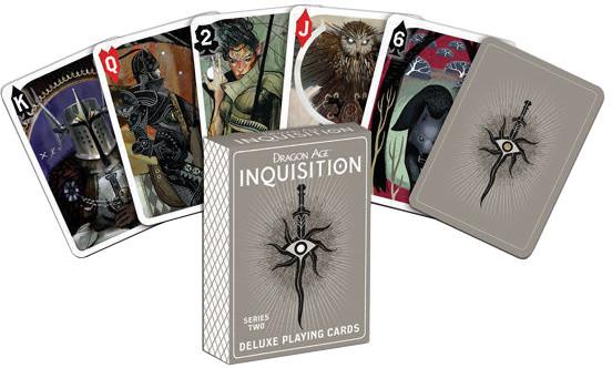 Herní karty Dragon Age: Inquisition - 2. série