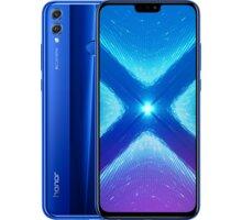 Honor 8X, 4GB/128GB, modrá