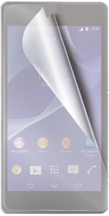 CELLY ochranná fólie displeje pro Sony Xperia E4, 2ks