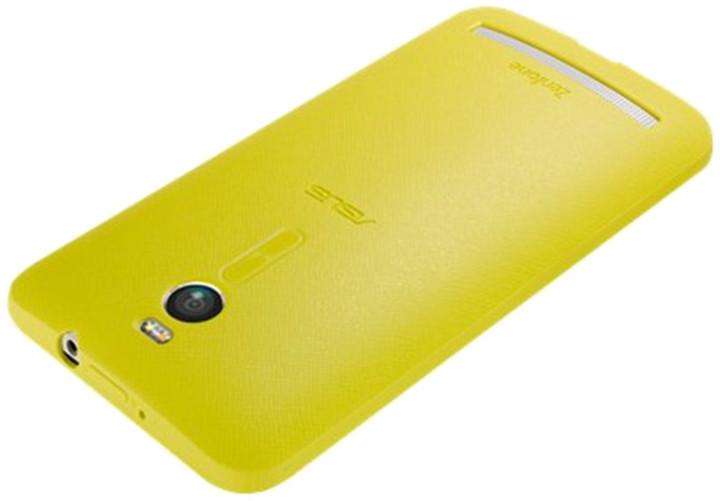 ASUS ZenFone 2 Bumper Case pro ZE551ML, žlutá