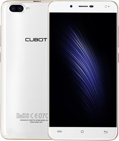 CUBOT Rainbow 2 - 16GB, bílá