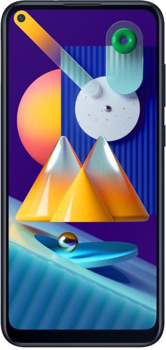 Samsung Galaxy M11, 3GB/32GB, Black