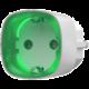 BEDO AJAX Socket - Dálkově ovladatelný zásuvkový adaptér, bílá  + Nakupte alespoň za 2 000 Kč a získejte 100Kč slevový kód na LEGO (kombinovatelný, max. 1ks/objednávku)