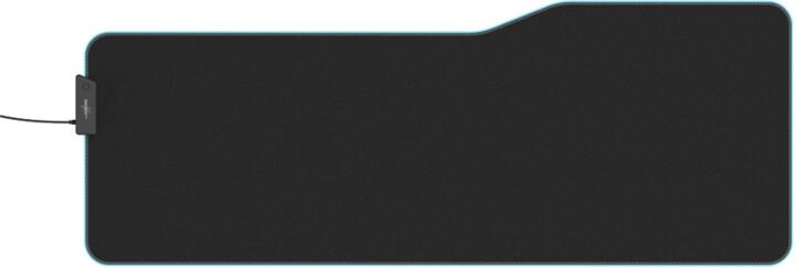 Hama uRage Lethality 400 Illuminated, XXL, černá