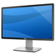 """Dell Professional P2214H - LED monitor 22"""""""
