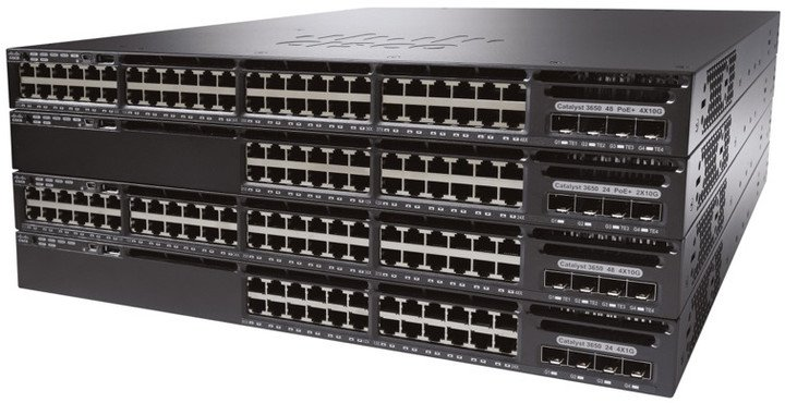 Cisco Catalyst C3650-24TD-L