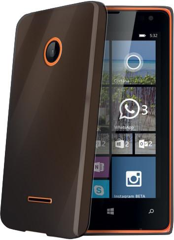CELLY Gelskin pouzdro pro Microsoft Lumia 532, černé