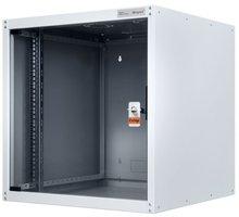 Legrand EvoLine nástěnný datový rozvaděč 16U, 600x600mm, 65kg, skleněné dveře - EVO16U6060