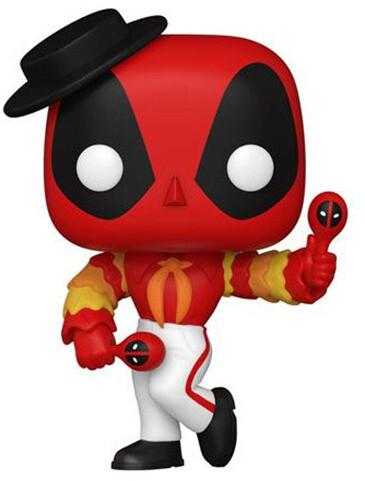 Figurka Funko POP! Deadpool - Flamenco Deadpool