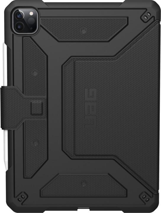 """UAG pouzdro Metropolis pro iPad Pro 12.9"""" (2020), černá"""