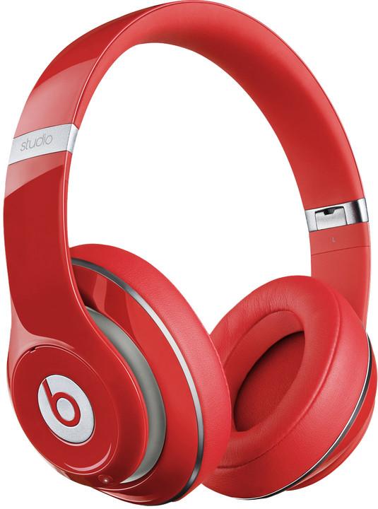 Beats By Dr. Dre Beats Studio, červená