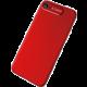 Mcdodo iPhone 7/8 Sharp Aluminum Alloy Case (Aluminum Alloy + PC), červená