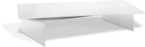 Meliconi 469001 Rotobridge Elite M Bianco kvalitní otočný stojan na TV