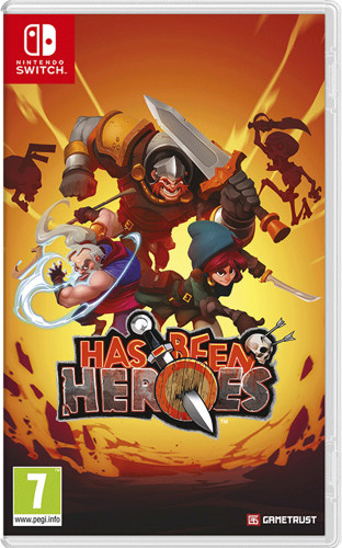 Has-Been Heroes (SWITCH)