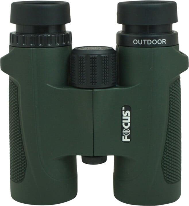 Focus Outdoor 10x32, zelený