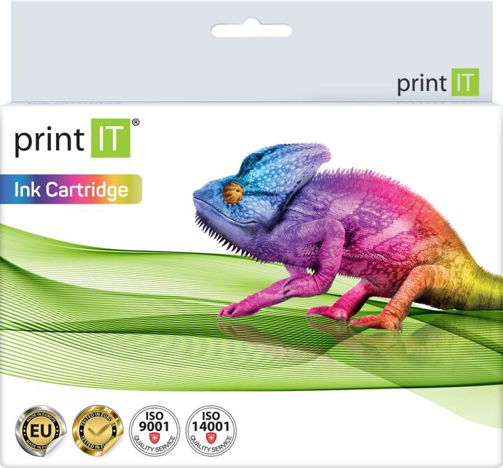 PRINT IT alternativní Epson T02H1 T202 XL foto, černý