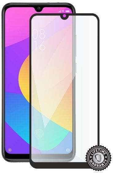 Screenshield ochrana displeje Tempered Glass pro Xiaomi Mi A3, full cover, černá