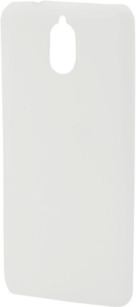 Epico Pružný plastový kryt pro Nokia 3.1 SILK MATT, bílý