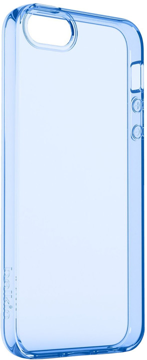 Belkin iPhone SE pouzdro Air Protect, průhledné modré