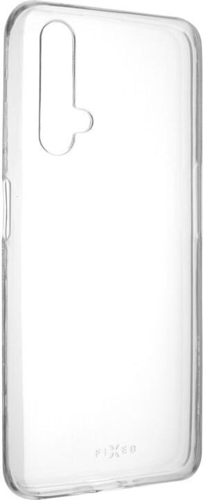 FIXED gelové pouzdro pro Realme X50 5G/X3 SuperZoom, transparentní