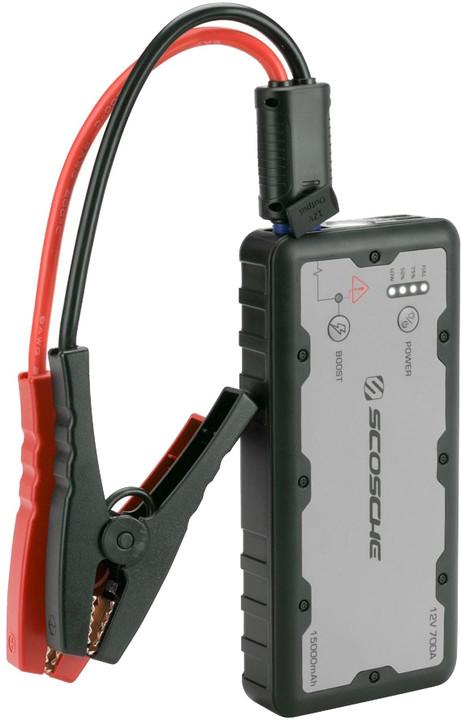 Scosche PowerUp 700 univerzální nabíjecí stanice