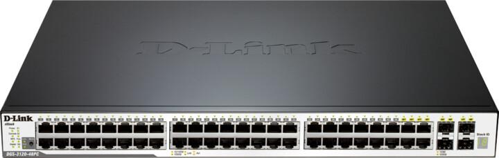 D-Link DGS-3120-48PC