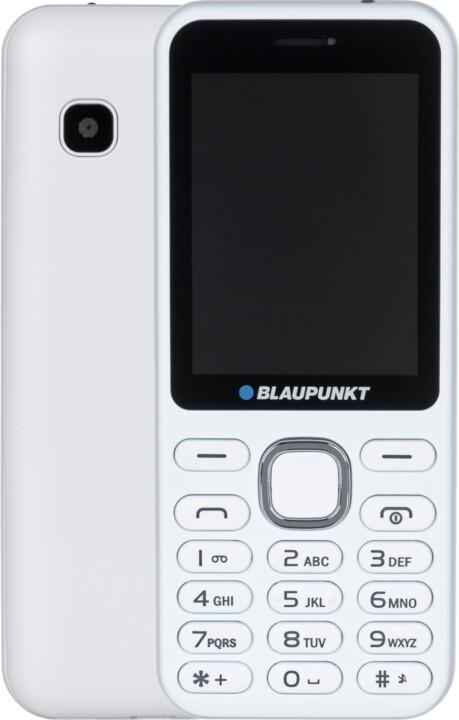 Blaupunkt FM 02, White