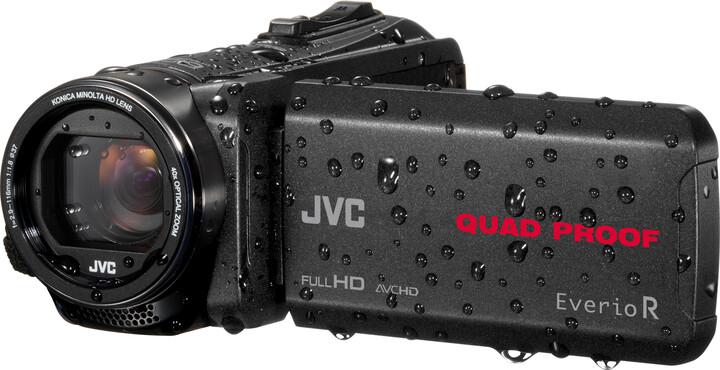 JVC GZ R430B