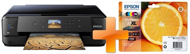 Epson Expression Premium XP-900 + sada inkoustů 33XL