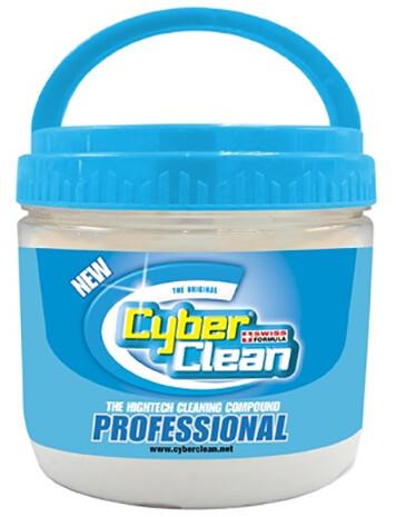 CYBERCLEAN Professional (Maxi Pot 1kg) Hubení bakterií a virů