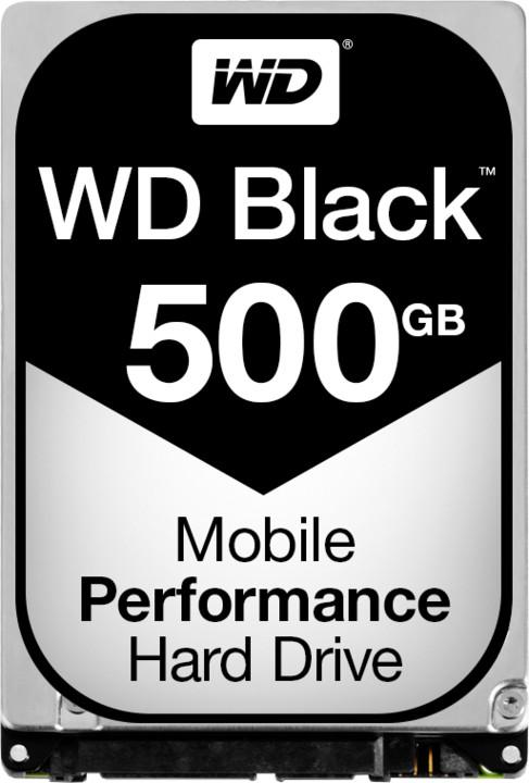 WD Black (BPKX) - 500GB