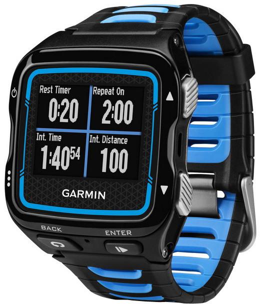 Garmin Forerunner 920 XT černá/modrá