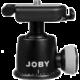 JOBY držák Ballhead GP SLR-Zoom, černá/šedá